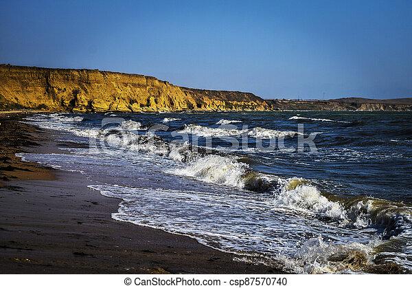 Black Sea - csp87570740