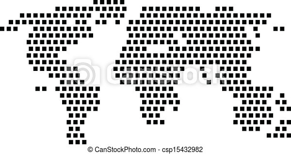 For design element black square world map vector search clip black square world map csp15432982 gumiabroncs Gallery