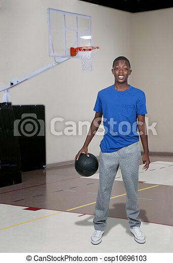 teen ball Black