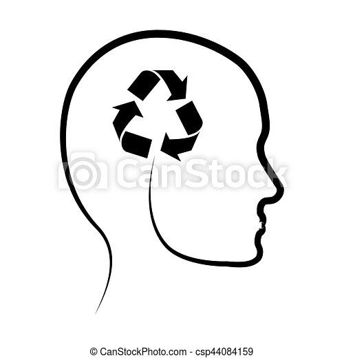 Black think clean the world icon vector illustration clipart vector black think clean the world icon csp44084159 publicscrutiny Choice Image