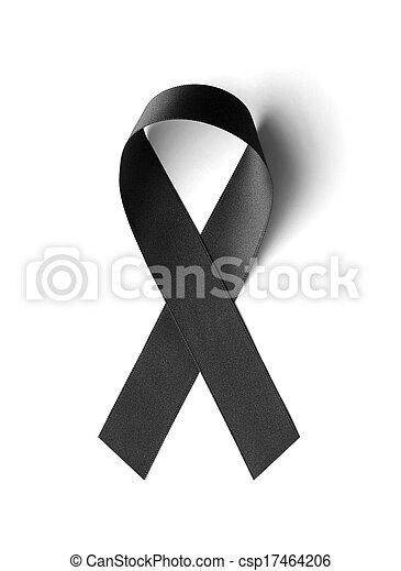 Black Tie Popular Symbol Of Mourning