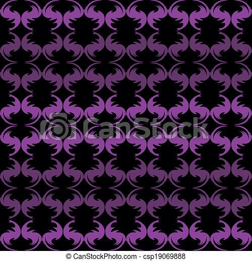 Black -violet background - csp19069888