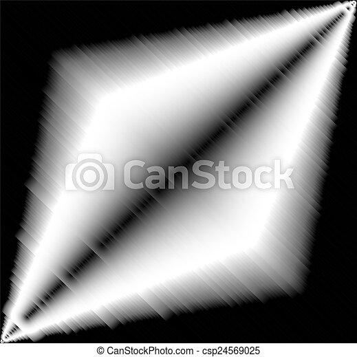 Black white background - csp24569025