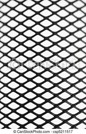 Black wire mesh pattern - csp5211517