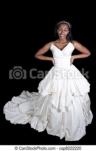 Black Woman In Wedding Dress Black African American Woman Bride In A Wedding Dress,Mermaid Lace Corset Wedding Dress
