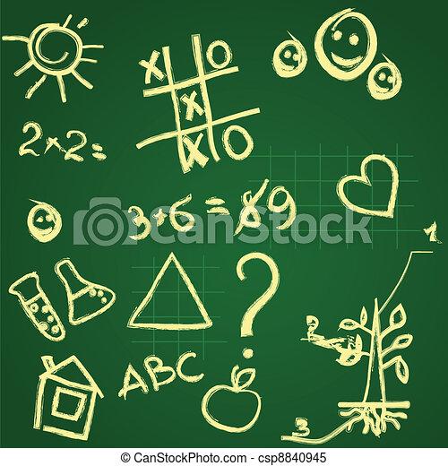 blackboard - csp8840945