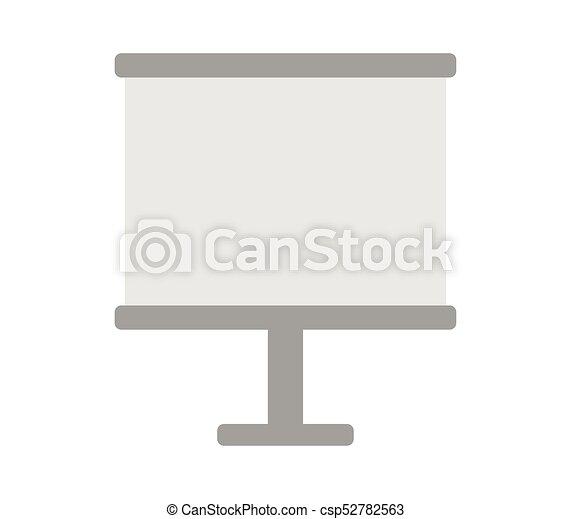 blackboard icon - csp52782563