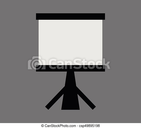 Blackboard icon - csp49895198