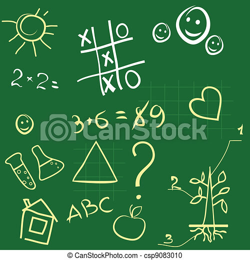 blackboard - csp9083010