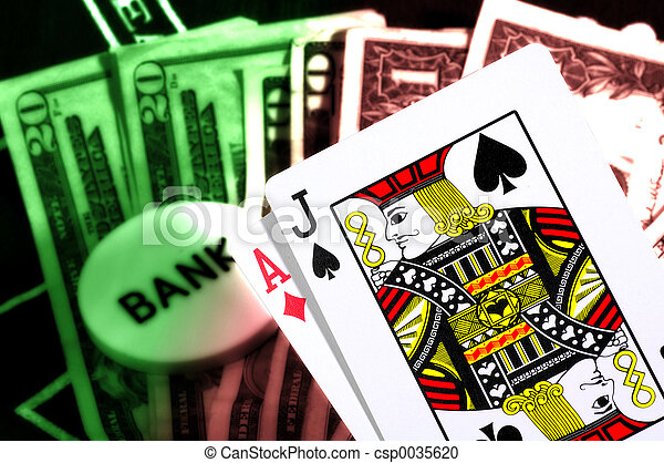 Blackjack - csp0035620