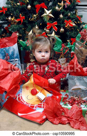 Blah to Santa - csp10590995