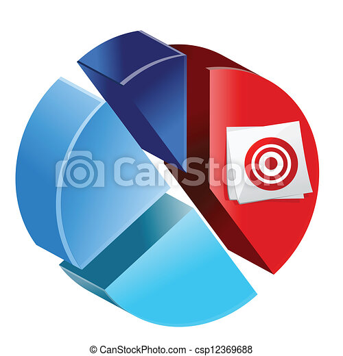 Blanco de negocios - csp12369688