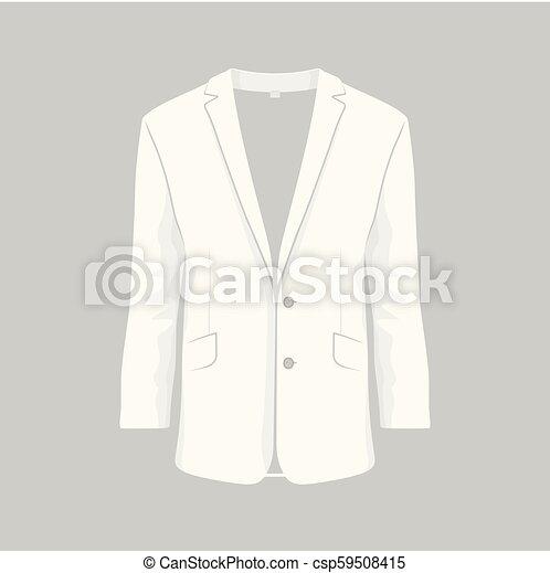Traje de negocios de hombres - csp59508415