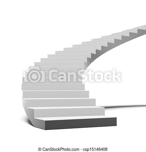 Salón blanco y negro - csp15146408