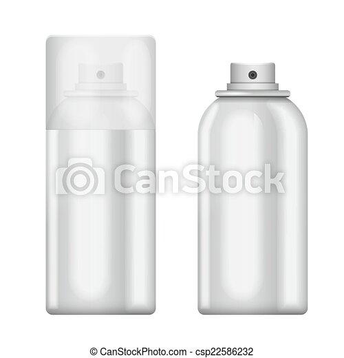 Blank aluminum spray - csp22586232