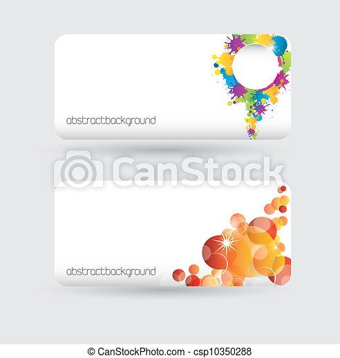 blank banner - csp10350288