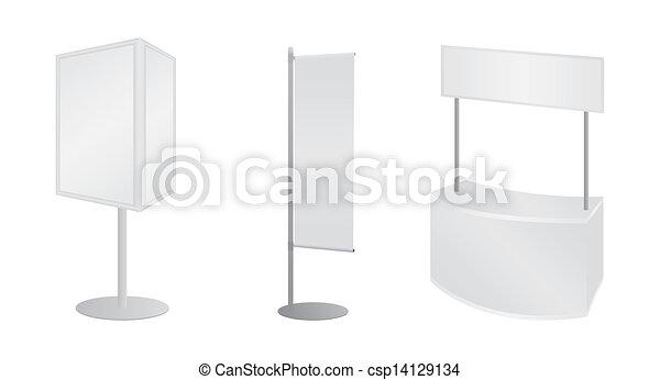 Blank banner - csp14129134
