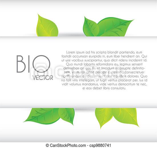 blank banner - csp9880741