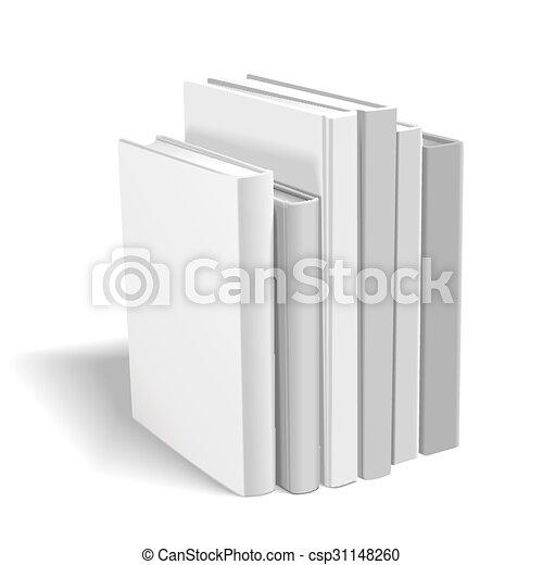 blank books - csp31148260