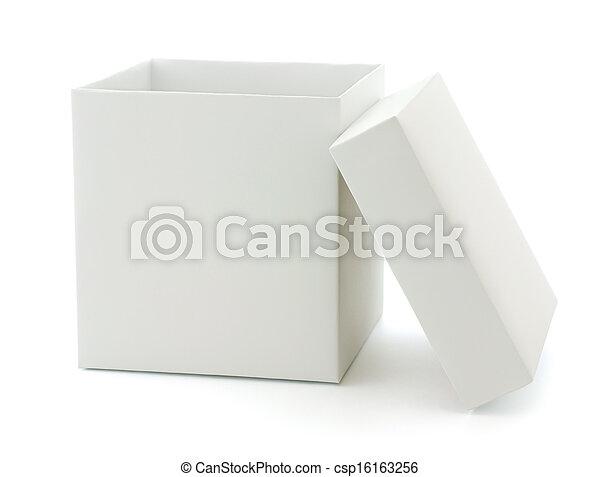 Blank Box - csp16163256