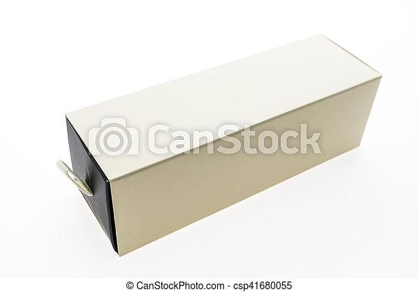 Blank box - csp41680055