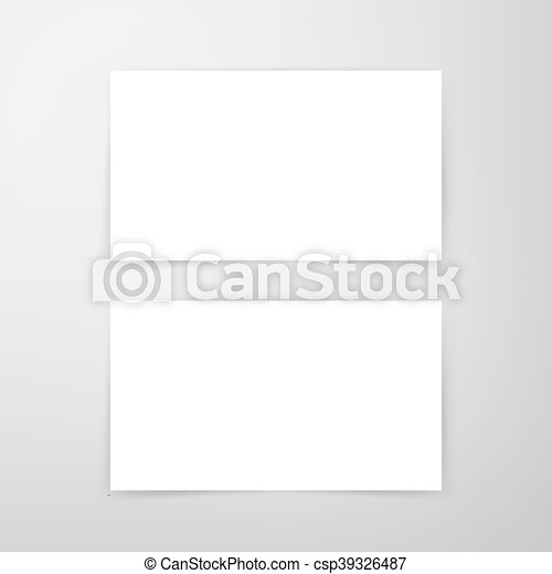 Blank business card mockup vector illustration of brand identity blank business card mockup vector illustration of brand identity design reheart Choice Image