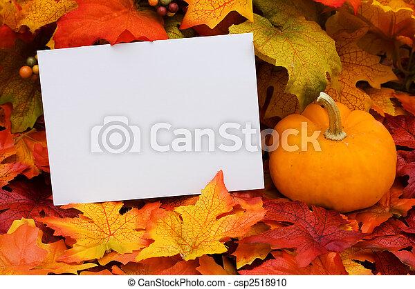 Blank Card - csp2518910