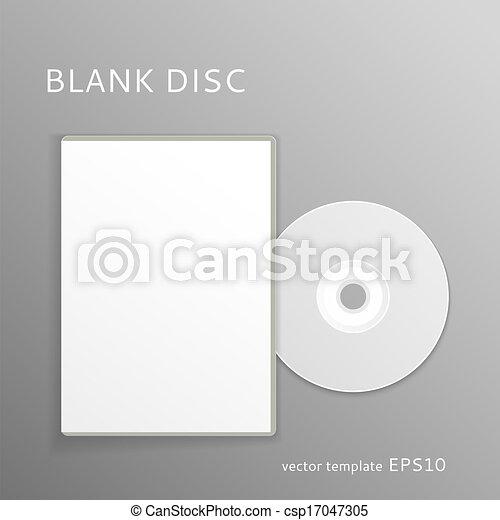 Blank disc - csp17047305
