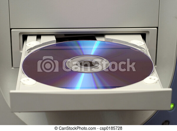 Blank DVD - csp0185728
