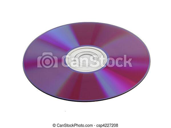 Blank DVD - csp4227208