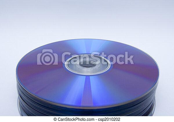 Blank dvd - csp2010202