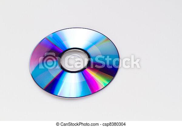 Blank DVD - csp8380304