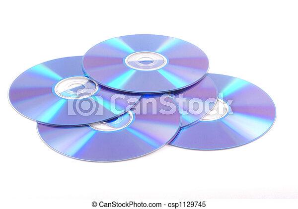 Blank dvd\\\'s. - csp1129745