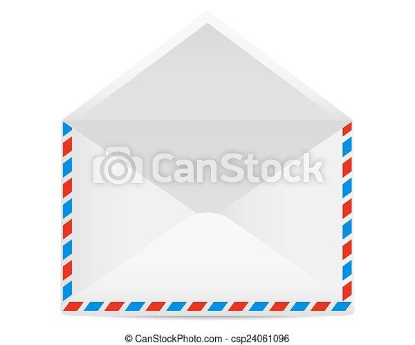 blank envelope - csp24061096
