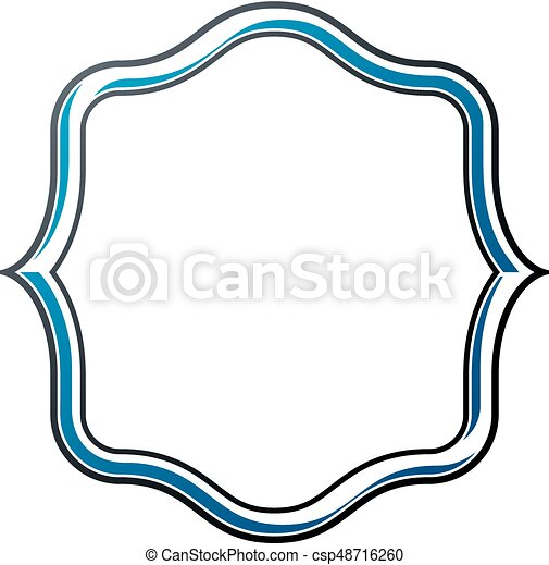 blank heraldic frame with copy space vector vintage emblem clip rh canstockphoto com copy clipart without a mouse clipart copy and paste