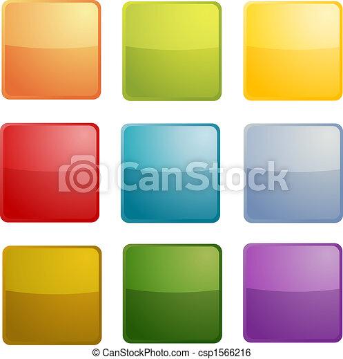Blank icons - csp1566216