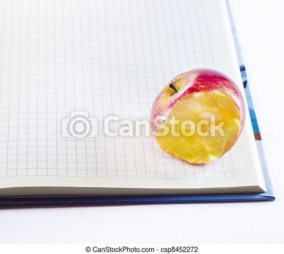 Blank notebook - csp8452272