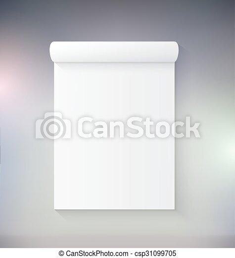 Blank Notebook - csp31099705