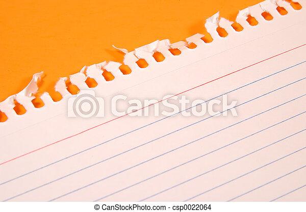 Blank Paper - csp0022064