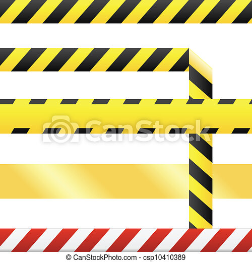 blank seamless caution tape vector caution or cuidado vector rh canstockphoto com  caution tape vector free