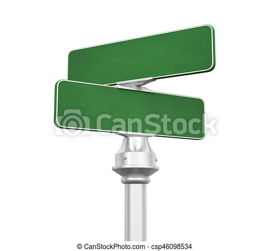 blank street sign isolated blank street sign isolated on white rh canstockphoto com bourbon street sign clip art bourbon street sign clip art