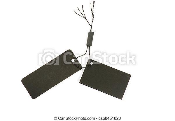 Blank tag - csp8451820