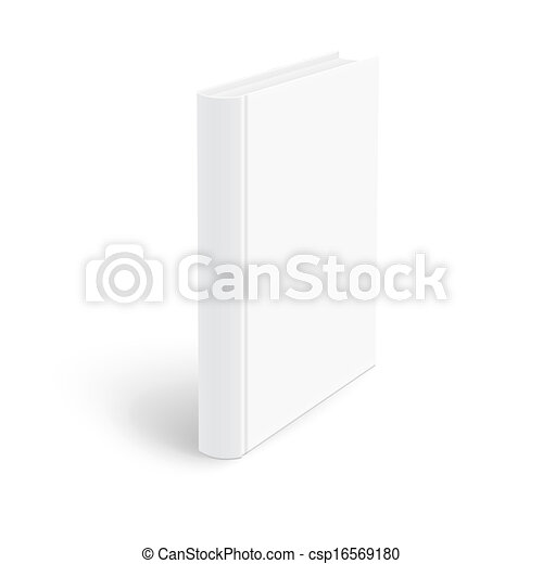 Blank Vertical Book Template Blank Vertical Book Cover Template