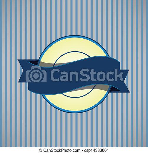 blank wedding card - csp14333861