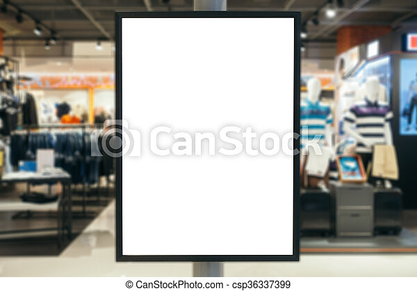 Blank wooden sign with copy space for your text message or conte - csp36337399