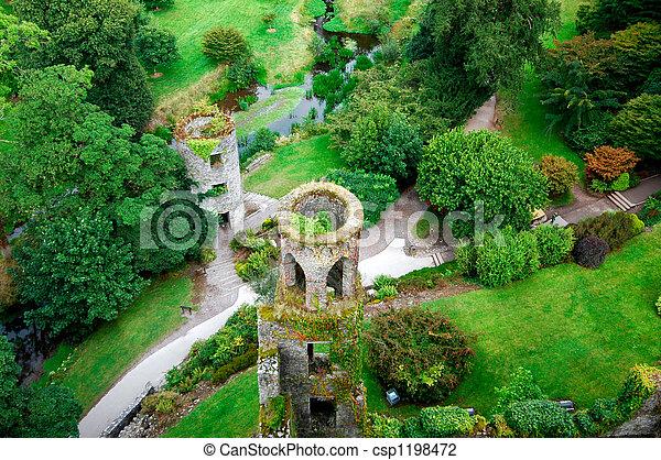 Blarney Castle Ireland - csp1198472