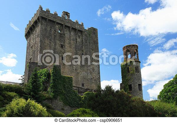 Blarney Castle of Ireland - csp0906651