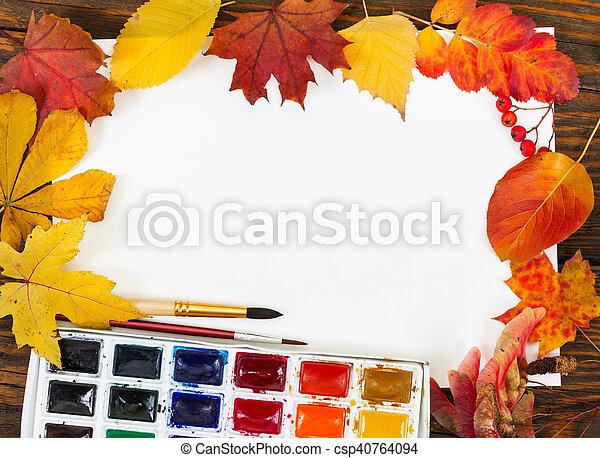 Gemütlich Herbst Färbung Blatt Bilder - Ideen färben - blsbooks.com