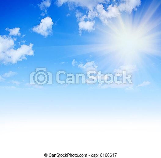 blauer himmel - csp18160617