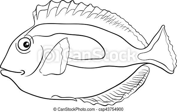 Fantastisch Einfache Fisch Färbung Seite Bilder - Ideen färben ...